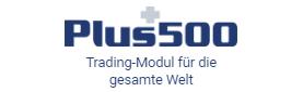 Plus500 bitcoin logo
